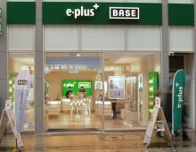 e-plus & base Shops